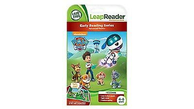 Brand New Leapfrog Leap-Reader Book: Paw Patrol: The Great Robot Rescue 21502