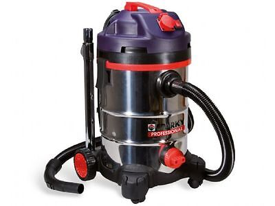 Sparky Pro Wet & Dry Vac / Dust Extractor With Sync Power Take Off - 240v