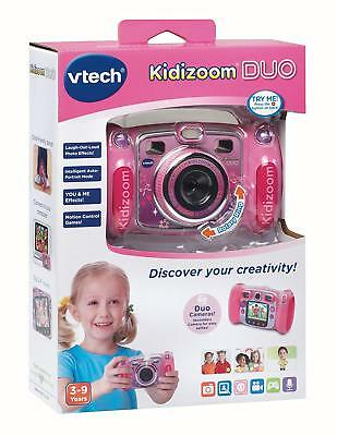 Brand New Vtech Kidizoom Duo Pink Camera 170853