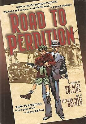 Rare! Road To Perdition - As New Graphic Novel [3]