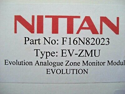 £49.20 Nittan EV-ZMU Evolution Zone Monitor Module