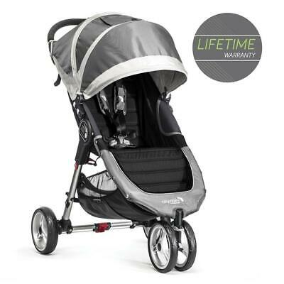 Baby Jogger City Mini (Steel Grey) One Handed Fold!