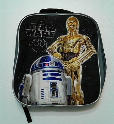 Offical STAR WAR R2D2 & 3CPO Thermal Lunch Bag