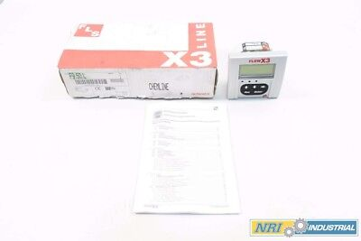 New Fls F9.50.l Flowx3 Batch Controller D568205