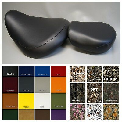 Honda VT1100C3 Seat Cover Shadow Aero 1100 in 25 COLORS  1998 1999 2000  (ST/PS)