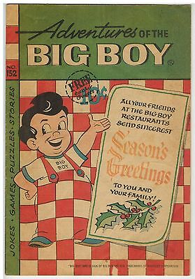 Adventures Of The Big Boy #152 Giveaway Comic!