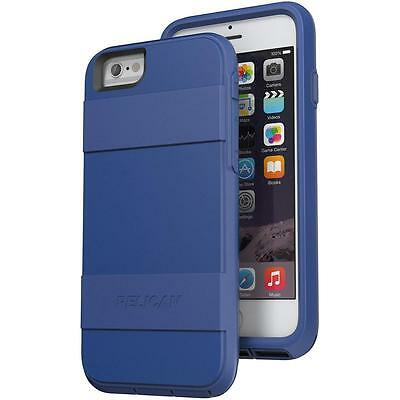 Pelican Voyager Rugged Case with Kickstand Holster for iPhone 6/6s (Blue)