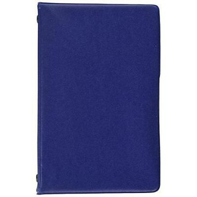 "Mead Loose-Leaf Memo Book, 6 3/4 x 3 3/4"", 6-Ring, 1/2-Inch, 40 Pages, Assorted"