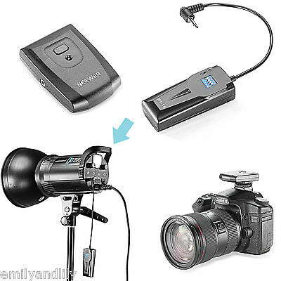 Neewer Wireless Studio Flash Trigger Set for NIKON D7100 D7000 D5200 D5100 D5000