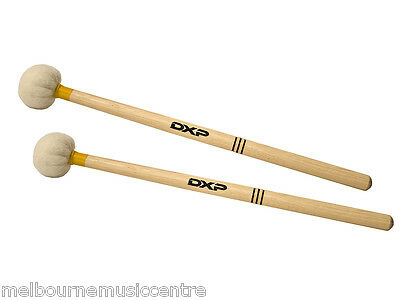 "TIMPANI MALLETS 14"" Long, Large Mallets With 1 1/4"" Felt Head *NEW!*"