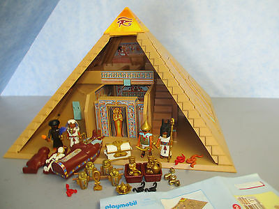 Ägypter 4240 Grosse Pyramide Egypts Adventure  Playmobil 1032