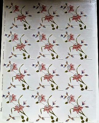 Ceramic Decals  Matthey Innocence 747433 747430 747432 1  And Buds Right Price