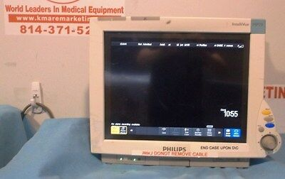 Philips Intellivue MP70 Monitor (No MMS Module Included)