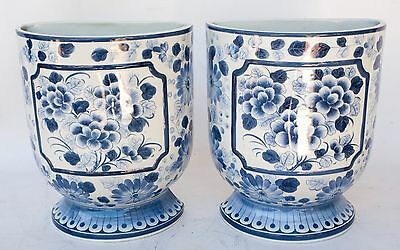 Pair Of Chinese Metal Vases 163 4 95 Picclick Uk