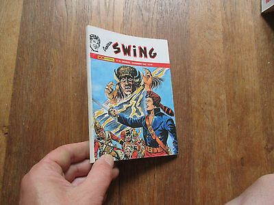PETIT FORMAT BD CAPTAIN SWING 32  mon journal 1996