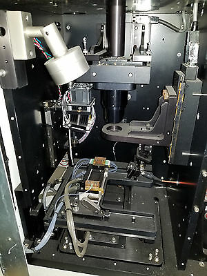 ASI Motorized Microscope XY Stage+Z+Filter Wheel+Controller LX-4000 CoolSNAP K4