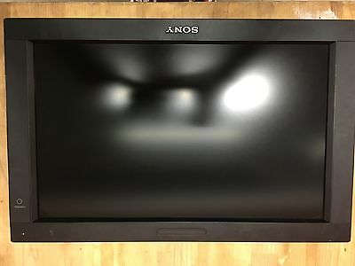 Sony 1751W - HDSDI Production Monitor HDMI