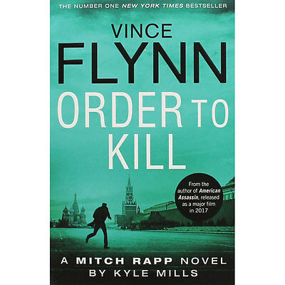 Order To Kill by Vince Flynn (Paperback), Fiction Books, Brand New