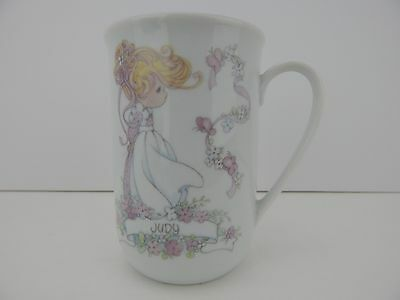 The Enesco Precious Moments Collection Personalized Mug for Judy