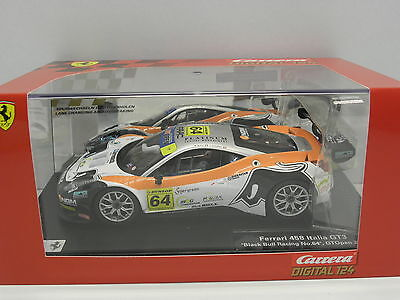 Carrera 23811 Digital 124 Slot Car Ferrari 458 Italia GT3 GTOpen 2014  M.1:24