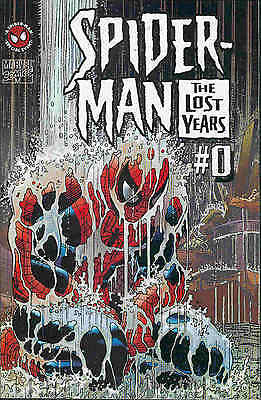 Spiderman: The Lost Years # 0 (one-shot) (Liam Sharp, 52 pages) (USA, 1996)