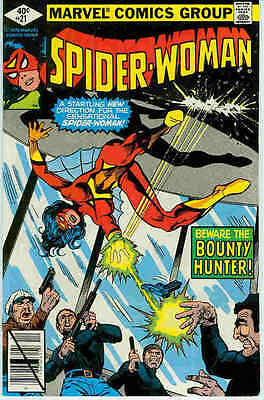 Spider-Woman # 21 (USA, 1979)