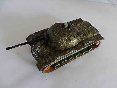 Matchbox Battle Kings K-102 M48 Tank