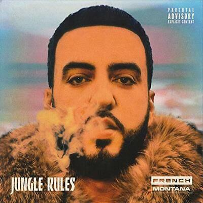 Jungle Rules - Montana French Compact Disc Free Shipping!