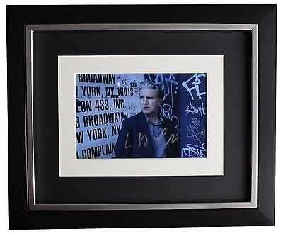 Lloyd Cole SIGNED 10x8 FRAMED Photo Autograph Display Music Commotions COA
