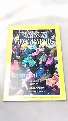 National Geographic Vol 185 No 3 March 1994 by unbekannt, Paperback | 1994-01-01
