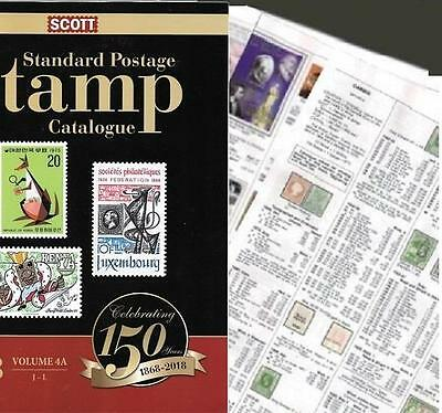 Lagos 2018 Scott Catalogue Pages 537-538