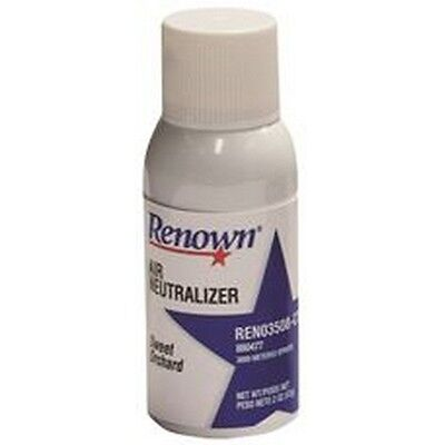 Renown 880477 3000 Air Neutralizer Refill Sweet Orchard 2 Oz. NEW