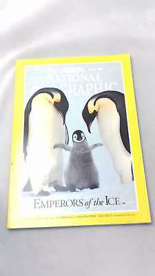National Geographic Magazine - March 1996 (Vol. 189, No. 3),  | Single Issue Mag