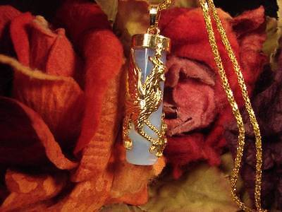 ~Gorgeous Lunar Phoenix Talisman & Witches Spell Of Power~Metaphysical Vessel~