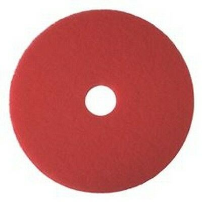 Renown REN02048 Buffing Pad, Red, 20 In. NEW