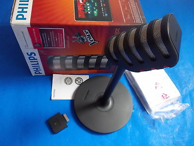 Philips AEA3000 Voice Bluetooth Karaoke Wireless Microphone Recorder iPhone