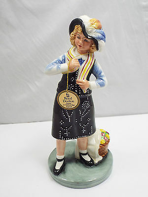 Royal Doulton Figurine Pearly Girl HN2769