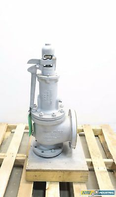New Dresser 1905Mt-1 Consolidated 4X6In 22877 Lbs/hr 100Psi Relief Valve D568654