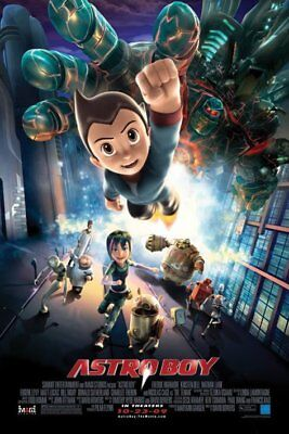 New Out to Save Metro City! Astro Boy Poster