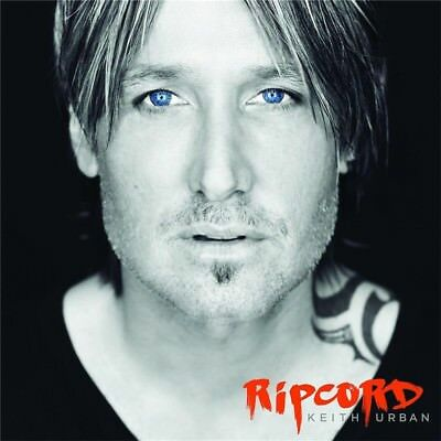 Ripcord by Keith Urban (CD, May-2016, Hit Red Records) NEW