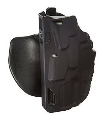 Safariland 7378-593-411 ALS Open Top Conceal Holster Black STX RH for H&K VP9