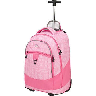 High Sierra Chaser Rolling Backpack 7 Colors
