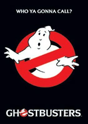 New Ghostbusters Logo Ghostbusters Poster