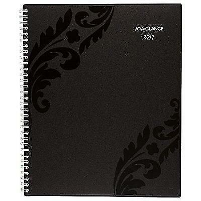 """AT-A-GLANCE Weekly / Monthly Appointment Book / Planner 2017, 8-1/2 x 11"""", New"""