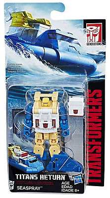 Transformers Titans Return Legends Class Autobot Seaspray