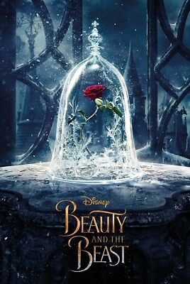 Beauty And The Beast Enchanted Rose Movie Poster 61 x 91.5cm