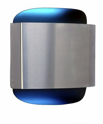 Flowtron - FC-4810 Galaxie Wall Sconce Stainless Steel Indoor 2-40 Watt