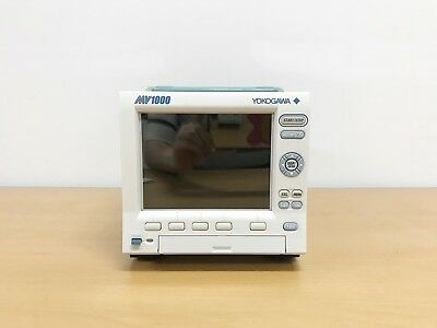 Yokogawa MV1000 - MV1024 Portable Paperless Recorder