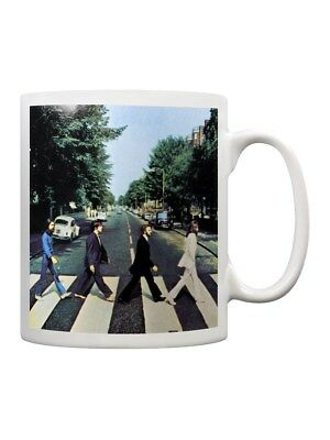 The Beatles Abbey Road White Mug