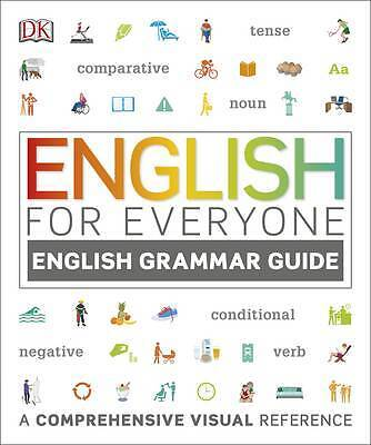 English for Everyone English Grammar Guide, DK